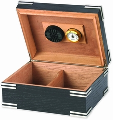 Ironside 25 Travel Size Cigar Humidor - HUM-25IS