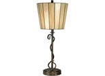 Ivory Buffet Table Lamp - Dale Tiffany