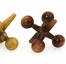 Jack's Cast Iron Jacks (Set of 3) - IMAX - 12859-3