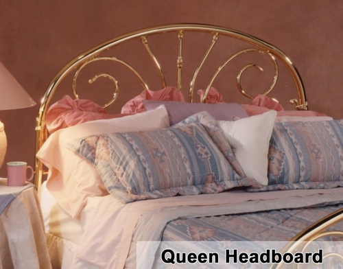 Jackson Queen Size Metal Headboard - 1070