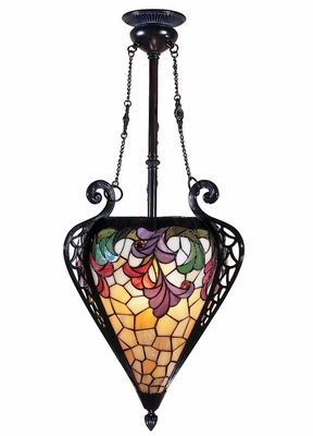 Jacqln Fancy Hanging Fixture - Dale Tiffany - TH100578