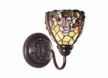 Jacqueline Fancy Wall Sconce - Dale Tiffany