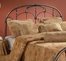 Jacqueline Full / Queen Size Headboard with Frame - Hillsdale Furniture