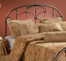 Jacqueline King Size Headboard with Frame - Hillsdale Furniture