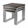 Jared 3Pc Nesting Table - Winsome Trading - 93322