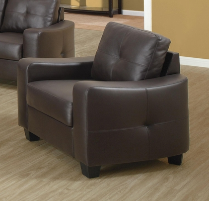 Jasmine 50271 Leather Chair - 502733