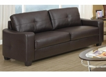 Jasmine 50271 Leather Sofa - 502731