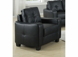 Jasmine Leather Chair - 502723