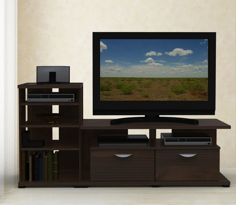 Jasper Entertainment Center Set 1 - Nexera Furniture - JAS-ESET-1