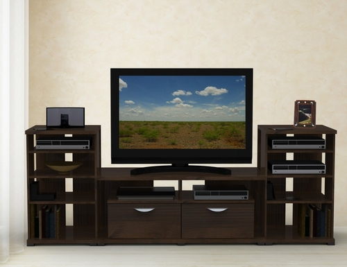 Jasper Entertainment Center Set 2 - Nexera Furniture - JAS-ESET-2