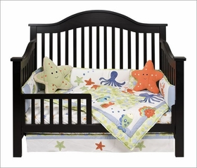 Jayden 4-in-1 Convertible Crib - DaVinci Furniture - M5981