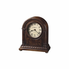 Jenna Hampton Cherry Chiming Mantel Clock - Howard Miller
