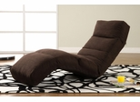 Jet Curved Convertible Lounger in Java - TT-NJA-D2-JV