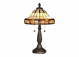 Jeweled Mission Table Lamp - Dale Tiffany