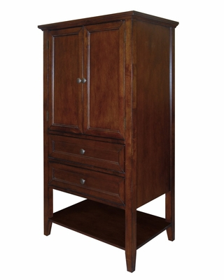 Jewelry Armoire - Lifestyle Solutions - 890PI-2D-JA-BA