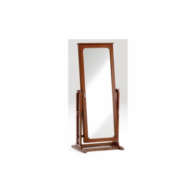 Jewelry Armoire with Mirror - Bernards