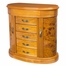 Jewelry Box in Burlwood Oak - Trinity - Jewelry Boxes by Mele - 0079111