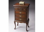 Jewelry Chest Plantation Cherry Finish - Butler
