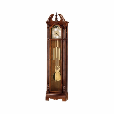 Jonathan Traditional Grandfather Clock - Howard Miller