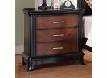 Josephina 3 Drawer Nightstand  - 202232
