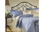 Josephine King Size Headboard with Frame - Hillsdale Furniture - 1544HKR