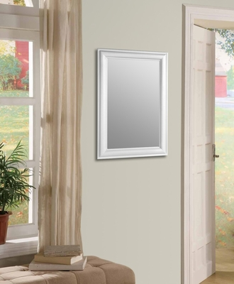 Julia Rectangle Mirror - Cooper Classics - 5791