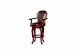 "Juliana 30"" Bar Stool in Coffee - American Hertiage - AH-130868CO"