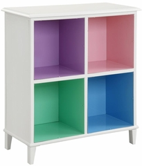 Juliette 4 Drawer Chest in White - 400577