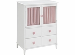 Juliette 4 Drawer Chest with Two Doors - 400576