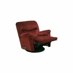 Juniper Berry Chaise Swivel Glider Recliner - Catnapper