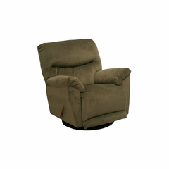 Juniper Sage Chaise Swivel Glider Recliner - Catnapper