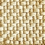 Jute Rug - 4' x 6' - Mumbai Deep Pile Hand Spun Natural Jute and Wool Rug - AMB0316-0046