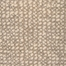 Jute Rug - 3' x 5' - Zatar Ribbed Loop Pile Natural Wool and Jute Area Rug in Ivory / Beige - AMB0308-0035