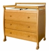 Kalani 3-Drawer Changer - DaVinci Furniture - M5555