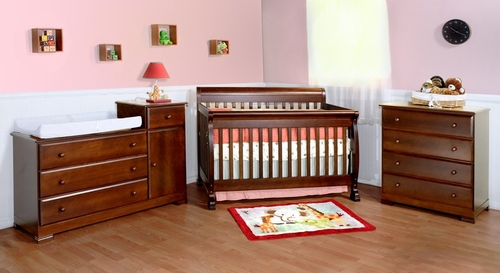 Kalani Baby Furniture Set 1 - DaVinci Furniture - BABYSET-9