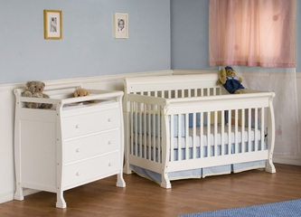 Kalani Baby Furniture Set 6 - DaVinci Furniture - BABYSET-14