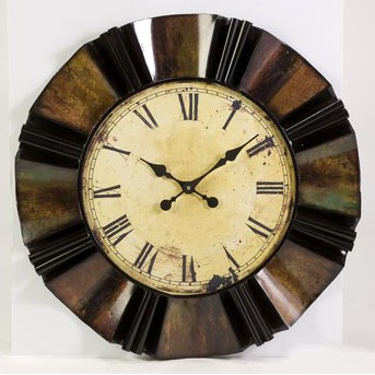 Karnes Wall Clock - IMAX - 87212