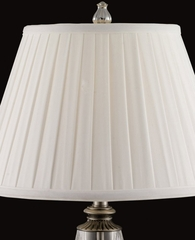 Katie Crystal Table Lamp - Dale Tiffany - GT80120