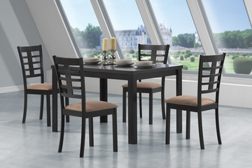Kato Rectangular Dining Set - 5PC - 103981
