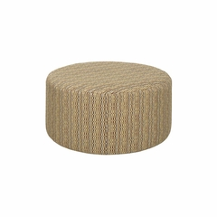 Kelly Round Cocktail Ottoman - Jackson Furniture