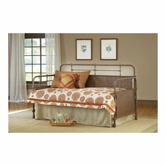 Kensington Daybed in Old Rust Finish - Hillsdale