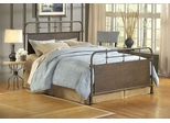 Kensington King Size Bed - Hillsdale Furniture - 1502BKR