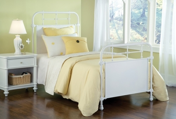 Kensington King Size Bed - Hillsdale Furniture - 1708BKR