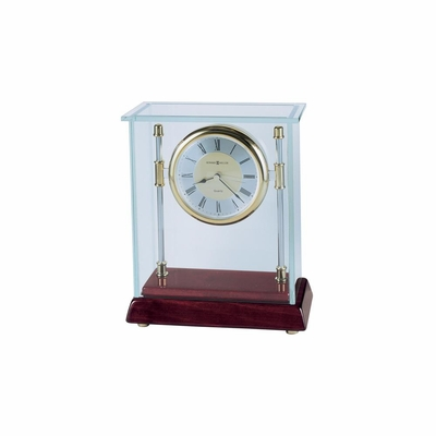 Kensington Quartz Table Clock - Howard Miller