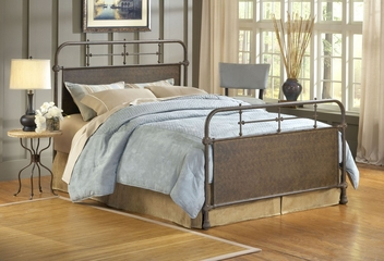 Kensington Twin Size Bed - Hillsdale Furniture - 1502BTWR
