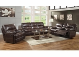 Kevin 3PC Motion Sofa, Loveseat and Recliner Set - 601271