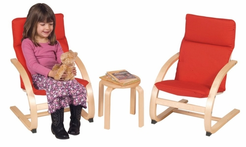 Kiddie Rocker Chair Set - Guidecraft - G6400