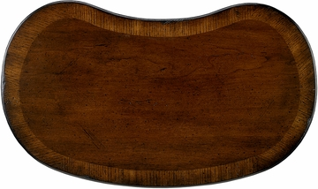 Kidney Shaped Table in Plantation Cherry - Butler Furniture - BT-2419024