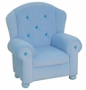 Kids' Arm Chair Blue - LumiSource - CHR-K-ARM-BU