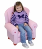 Kids' Arm Chair Pink - LumiSource - CHR-K-ARM-PK